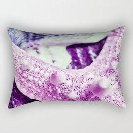 Sweet Little Pink Starfish Rectangular Pillow