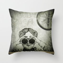 What's out There? Throw Pillow