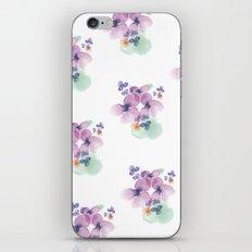 Wallflowers iPhone & iPod Skin