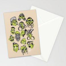 Tribe City Stationery Cards
