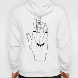 Occult Hand Hoody