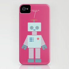 You Turn Me On iPhone (4, 4s) Slim Case