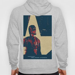 Captain - the First Avenger Hoody