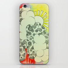 Lush Sunshine iPhone & iPod Skin