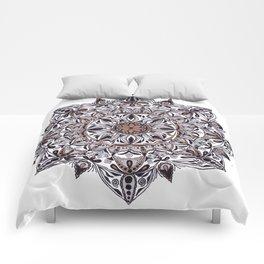 Metallic Comforters