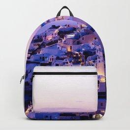 Santorini Night Backpack