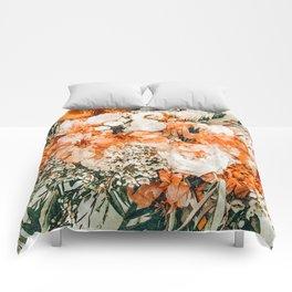 Celeste #vintage #painting Comforters