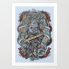 The Sailor & the Syren Art Print