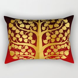 Bodhi Tree0402 Rectangular Pillow