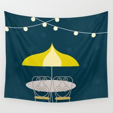 Jolly Cafe | Disney inspired Wall Tapestry