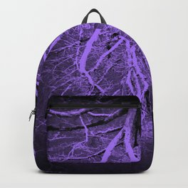 Passage to Hades Purple Backpack