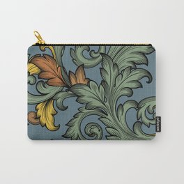 Acanthus Leaves Carry-All Pouch