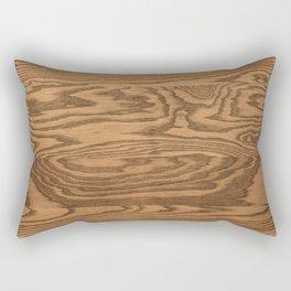 Wood 4 Rectangular Pillow