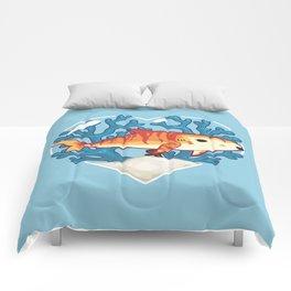 CHOMP the Tiger Shark Comforters
