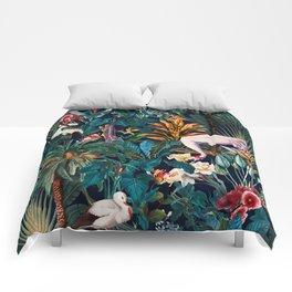 Beautiful Forest III Comforters