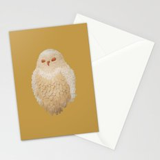 Owlmond 3 Stationery Cards