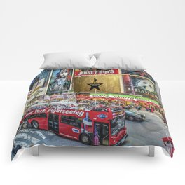 Times Square II Special Edition I Comforters