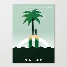 Revis Island Canvas Print