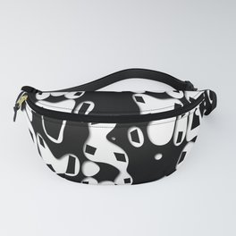 Abstract cellular tissue Fanny Pack