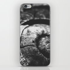 Shell-Black edition iPhone & iPod Skin