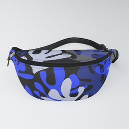 In Blue Fanny Pack