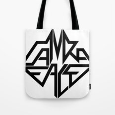 CamRaFace Logo for T-Shirts Tote Bag