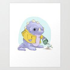 Monster Cutie Art Print