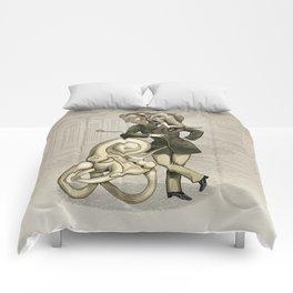 Eustachi the sculptor Comforters
