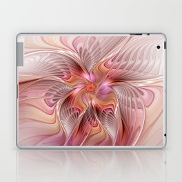 Abstract Butterfly, Fantasy Fractal Laptop & iPad Skin
