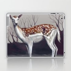 Deer in the forest Laptop & iPad Skin