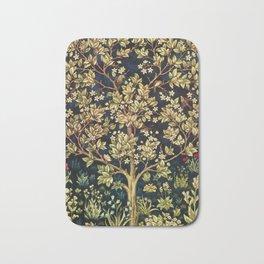William Morris Tree Of Life Badematte