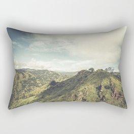 Little Adams Peak Rectangular Pillow