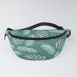 Pine Leaves Fanny Pack