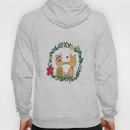 Foxs on Holiday   Hoody