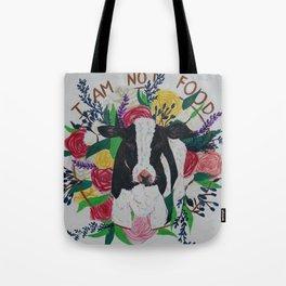 I am not food Tote Bag