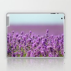 Snowshill Lavender Laptop & iPad Skin