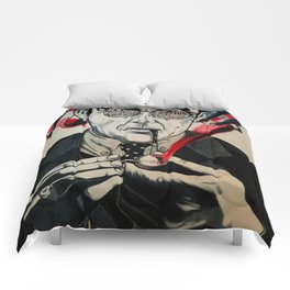 JFK - KEVIN COSTER MOVIE CHARACTE PRINT Comforters
