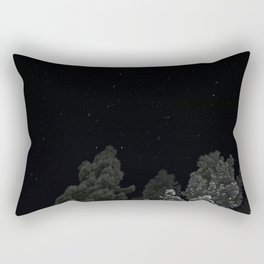 June Night Sky Rectangular Pillow