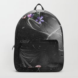 The growing inside us. Backpack