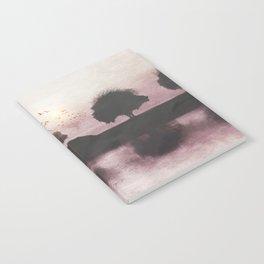 Positive Sunset Notebook
