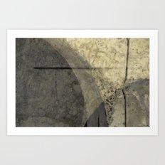 Untitled No.1 Feb 2013 Art Print