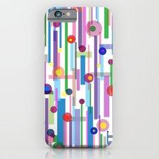 Plink (see also Plink Cherry and Plink Purple) iPhone 6s Slim Case