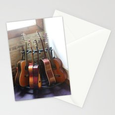 Play Us Not Yours Stationery Cards
