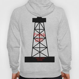Frack Off (lots of love) Hoody