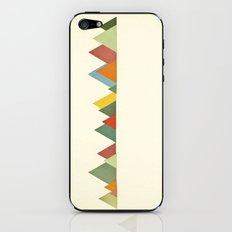 Mountain range iPhone & iPod Skin