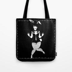 Lapin Noir Tote Bag