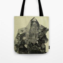Vintage Crystal Mineral Tote Bag