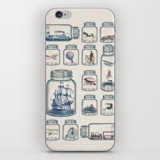 Vintage Preservation iPhone & iPod Skin