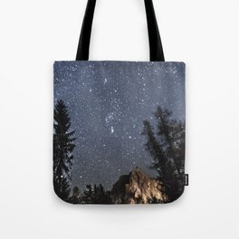 Orion | Nature and Landscape Photography Tote Bag