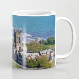 St. George's and Sachuest Beach (Second Beach) Middletown, Rhode Island Coffee Mug
